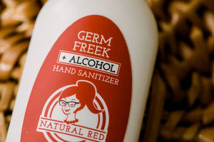 Germ Freek 70% Alcohol Hand Sanitizer