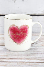 Load image into Gallery viewer, JEREMIAH 31:3 'EVERLASTING LOVE' MUG