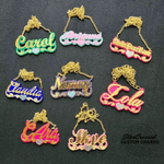 Custom Child/Baby Nameplate Necklaces