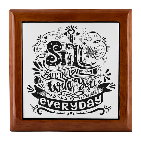 I Still Fall In Love With You Everyday Jewelry Box