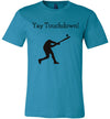 Super Bowl Yay Touchdown Unisex & Youth T-Shirt