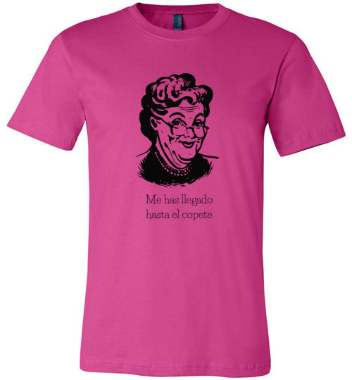 Abuela Says: Hasta el Copete Adult & Youth T-Shirt