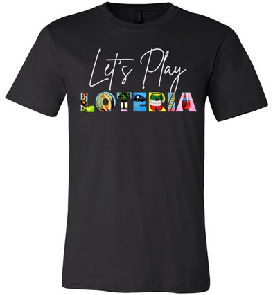 Let's Play Loteria Unisex & Youth T-Shirt