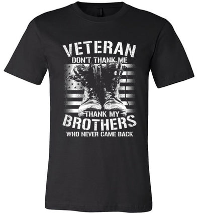 Thank My Brothers Unisex & Youth T-Shirt