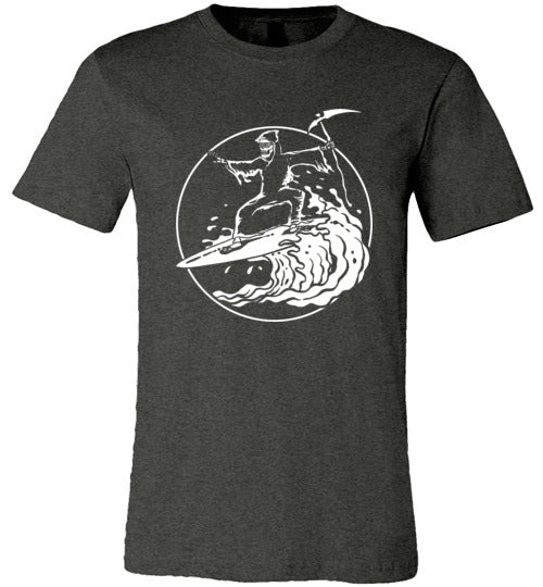 Death Surfing Adult & Youth T-Shirt