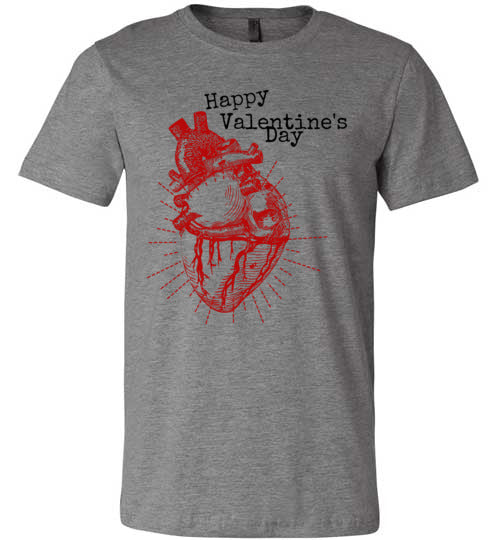 Happy Valentine's Day Adult & Youth T-Shirt