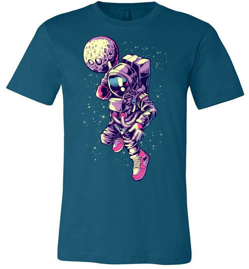 B-Ball Astronaut Unisex & Youth T-Shirt