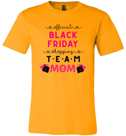 Official Shopping Team - MOM Women's & Youth T-Shirt