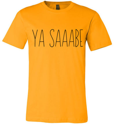 Ya Saaabe Unisex & Youth T-Shirt