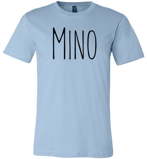 Mino Unisex & Youth T-Shirt