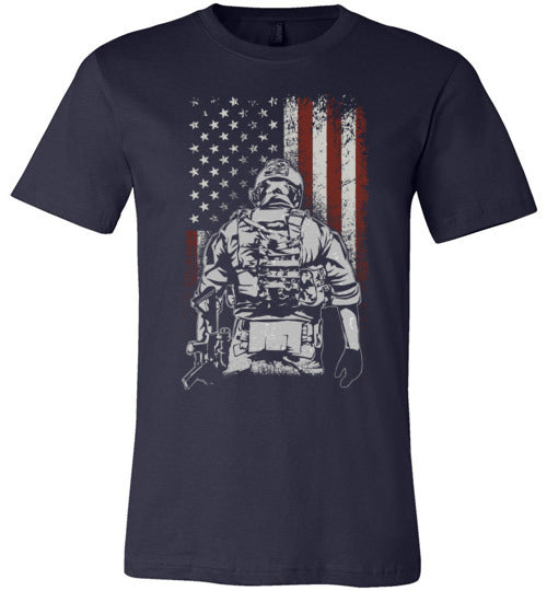 We Honor Those Who Served Unisex & Youth T-Shirt