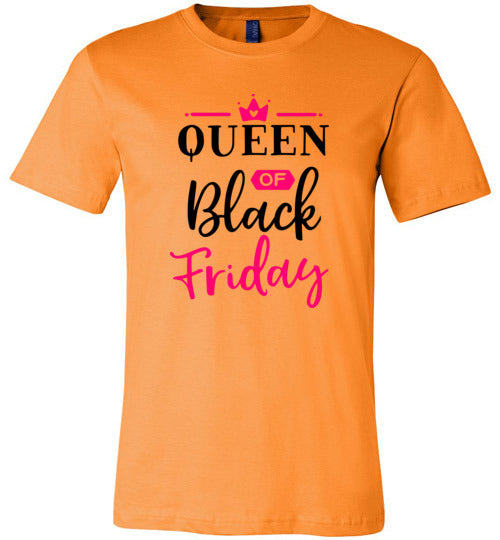 Queen of Black Friday Women's & Youth T-Shirt