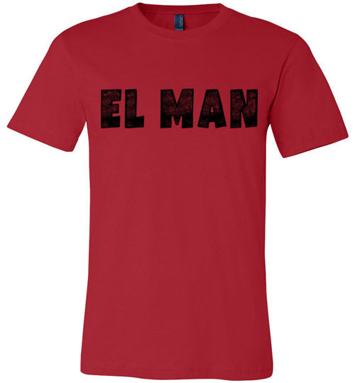 El Man Adult & Youth T-Shirt