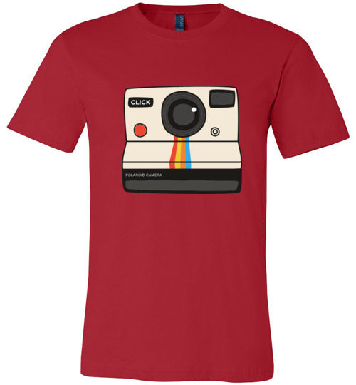 Polaroid Adult  & Youth T-Shirt
