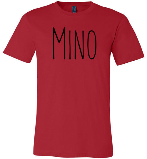 Mino Adult & Youth T-Shirt