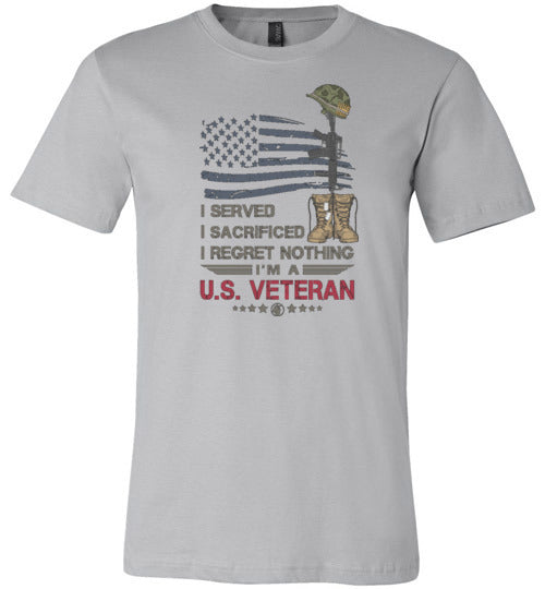 U.S. Veteran Adult & Youth T-Shirt