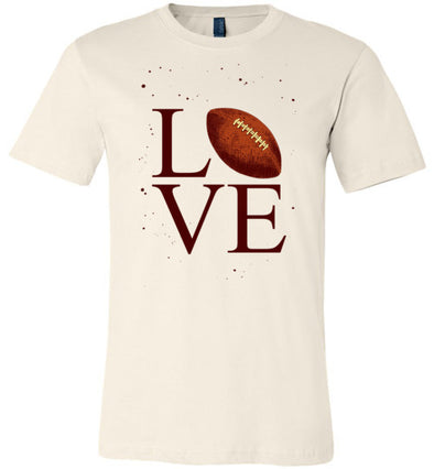 Love Football Unisex & Youth T-Shirt
