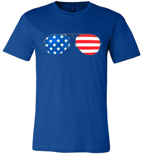 4th of July Sunglasses Men's T-Shirt