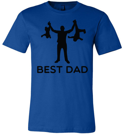 Best Dad Men's T-Shirt