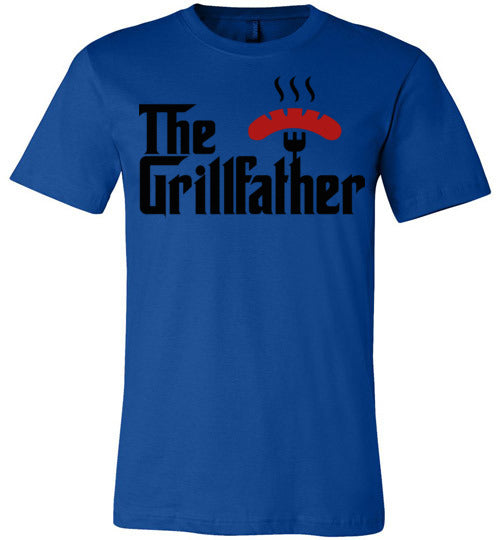 The Grillfather Men's T-Shirt