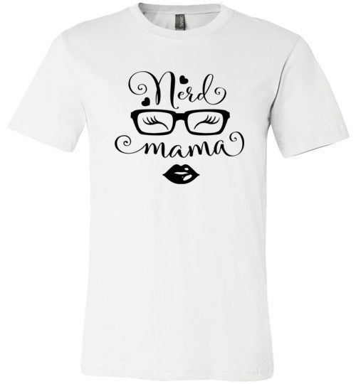 Nerd Mama Women's Matching T-Shirt