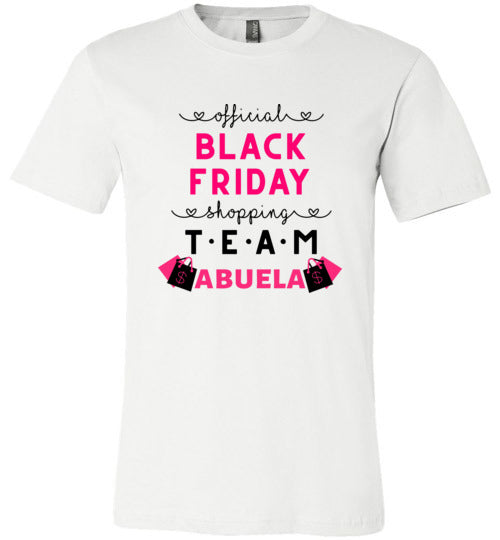 Official Shopping Team - ABUELA Unisex & Youth T-Shirt