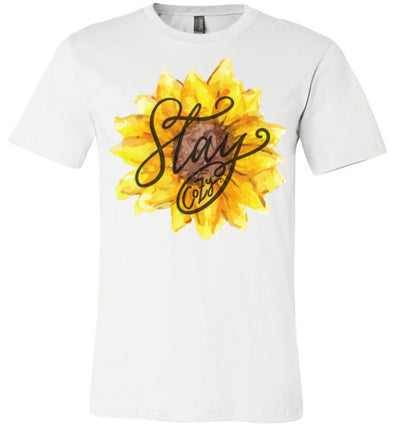 Stay Cozy Women's & Youth T-Shirt
