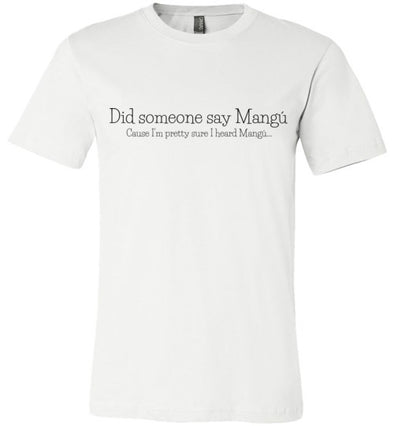 Mangu Unisex & Youth T-Shirt