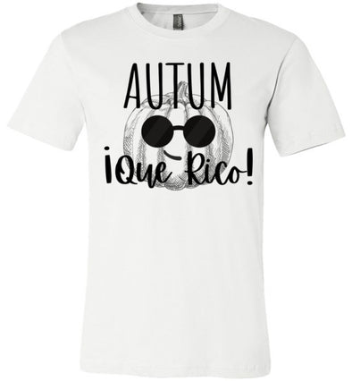 Autumn ¡Qué Rico! Adult & Youth T-Shirt