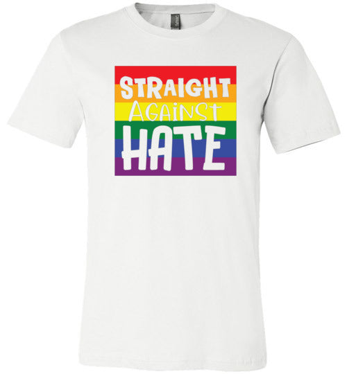 Straight Against Hate Unisex & Youth T-Shirt