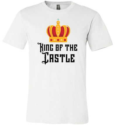 King of the Castle Men's T-Shirt