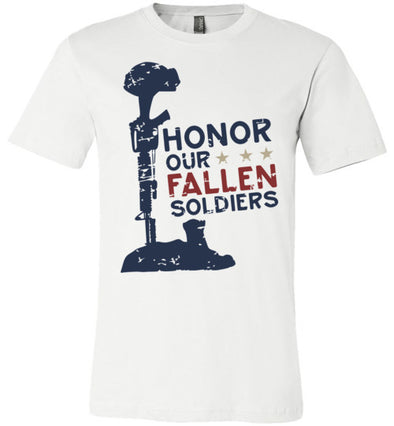 Honor Our Fallen Soldiers Unisex & Youth T-Shirt