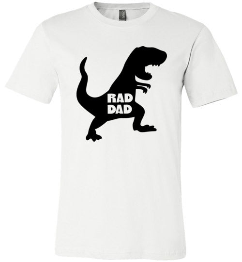Rad Dad Men's Matching T-Shirt