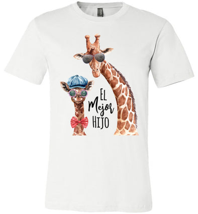 El Mejor Hijo Unisex & Youth Matching T-Shirt