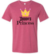 Daddy's Princess Unisex & Youth Matching T-Shirt