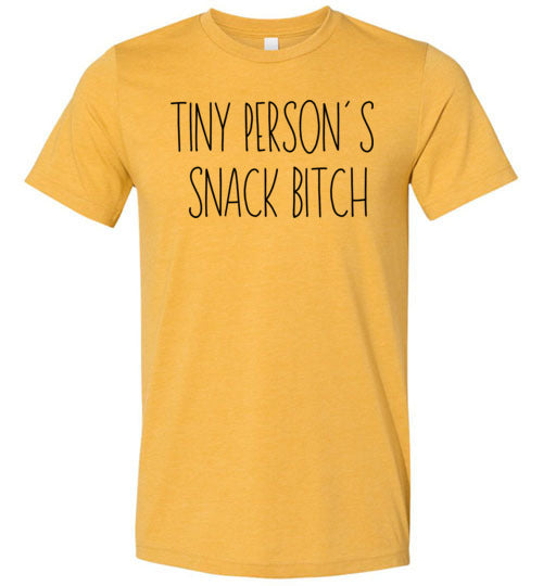 Tiny Person's Snack B*tch Women's T-Shirt