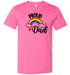 Proud Dad Adult & Youth T-Shirt