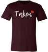 Taken Heart Unisex & Youth T-Shirt