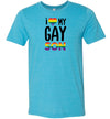 I Love My Gay Son Adult & Youth T-Shirt
