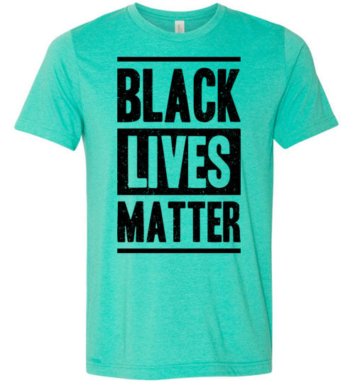 Black Lives Matter Men's T-Shirt