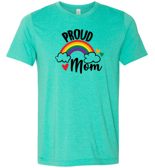 Proud Mom Adult & Youth T-Shirt