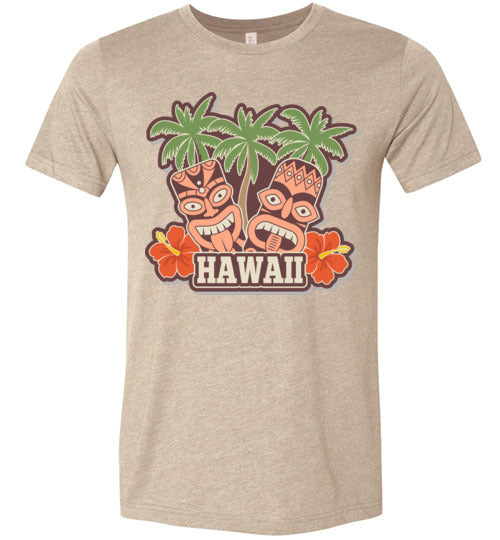 Hawaii Tiki Men's Shirt