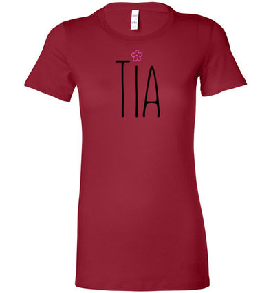 Tia Women's T-Shirt