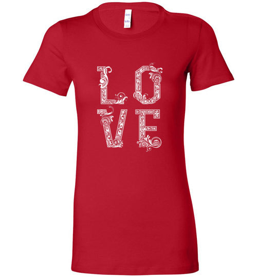 With Love Women's T-Shirt