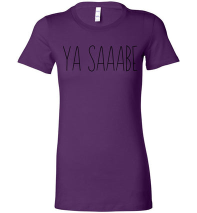 Ya Saaabe Women's T-Shirt