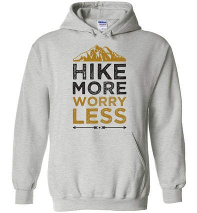 Hike More Worry Less Unisex & Youth Hoodie