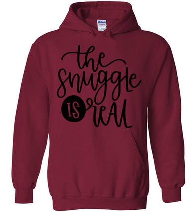 The Snuggle is Real Winter Unisex & Youth Hoodie