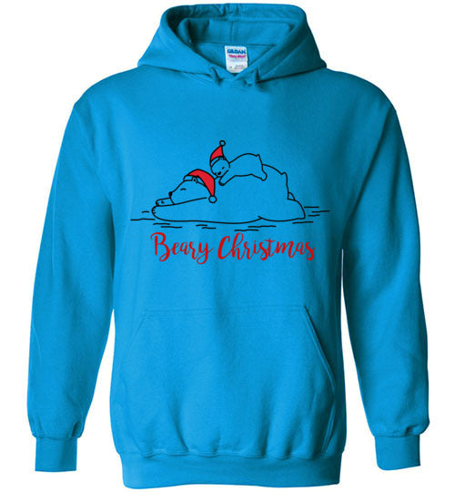 Beary Christmas Adult & Youth Hoodie