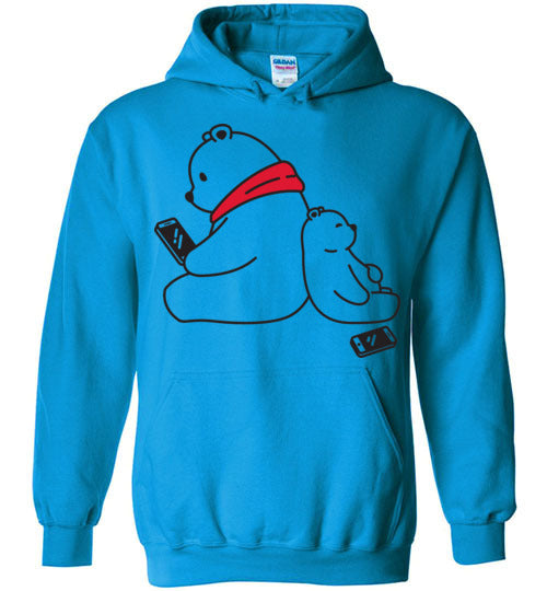 Bearly Winter Unisex & Youth Hoodie