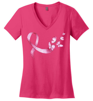 She's Free Now Women's V Neck T-Shirt